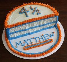 half birthday cakes cutest thing I've ever seen my kids are so getting half birthdays!