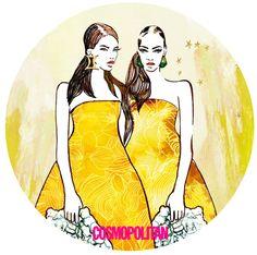 천기누설! 2016년 코스모 별점 특집 - 쌍둥이자리 | 코스모폴리탄 (Cosmopolitan Korea)