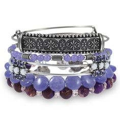 Grape Sideshow Set of 5 | Alex and Ani - Carnivals and Caravans
