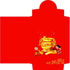 The 114 best money gift card wallets images on pinterest in 2018 chinese new yearchinese new year red packetsred envelopes free printable chinese maxwellsz