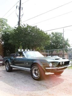 Gas Monkey Mustang...my favorite version of a 'Stang