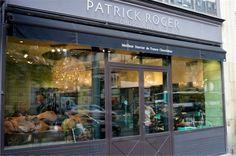 Patrick Roger Chocolatier Paris