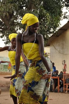 Traditional dance for the Republic of Burundi, Africa Photo by Tom[le]Chat