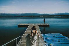 Mountain Lake Wedding   Allison