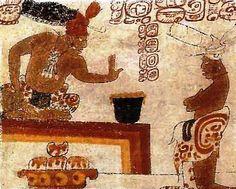 Mayas autenticos.Los mayas y el cacao.