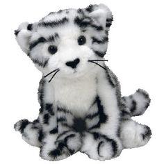 e417e0fde7a TY Beanie Baby - TUNDRA the White Tiger (6 inch)