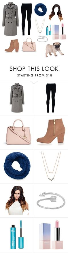 """Winter"" by ikkharag ❤ liked on Polyvore featuring Phase Eight, NIKE, Michael Kors, River Island and Sephora Collection"