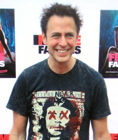 "James Gunn, the American writer, filmmaker, actor, musician and cartoonist set to direct and write the Marvel Studios adaptation of Guardians of the Galaxy, is accused of being ""sexist"" and ""homophobic"" by Lady Saika of Lady Geek Girls and Friends:"
