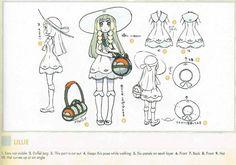 Pokemon Sun/Moon: Character Concept Arts Part 1 - Imgur