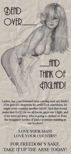 Thinking of England