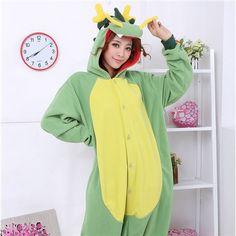 Kigurumi Adult Animal Onesies - Dragon - Shipping Cap Promotion- - TopBuy.com.au