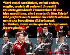 Renzi non esiste, di lui c'è solo un'impronta!