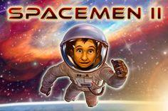 Spacemen II - Nach dem bereits Spacemen für die Entwickler im Hause Merkur zu einem großen Erfolg wurde, sollte diese Serie mit dem Erscheinen von #Spacemen2 weiter ausgebaut werden. http://www.spielautomaten-online.info/spacemen-ii/