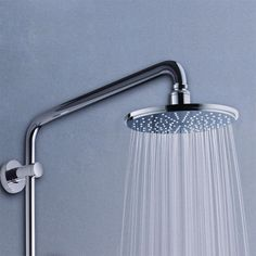 27058000 Grohe  Grohe Rainshower Dusjsystem Ø210 mm, Krom Modern, Products, Shower, Beauty Products