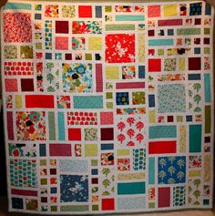 Between Quilts: Jumping in on Blogger's Quilt Festival!