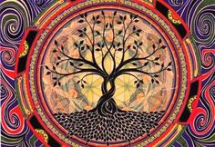 This new world appears weak and artificial to me. Artificial is a bad word, but the mustard seed that grew into a tree, the word that was conceived in the womb of a virgin, became a God to whom the earth was subject. ~Carl Jung to his Soul, Liber Novus, Pages 242-243.