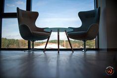 Moderne Räume für unsere Mitarbeiter zum Entspannen und Wohlfühlen