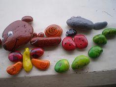 Pebble puzzle