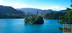 21. Ring the #Church Bell on Bled Island, #Slovenia - 31 Things to do in #Europe before You Die ... → #Travel #Modern