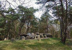 Hunebed In Emmen, Nederland