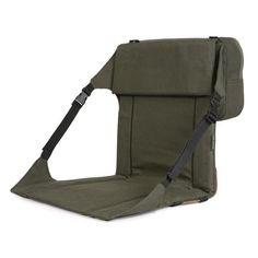 Ever yearn for a backrest while paddling? Or wish the tree you were sitting against were closer to the fire? Duluth's Canoe and Camp Chair solves these problems, plus has the added bonus of an optional removable zippered bag for keeping camera, bug dope, or rain gear close at hand. Rugged canvas chair, reinforced with fiberglass stays, attaches to canoe seat with two straps with sturdy side-release buckles. Available on CampFitters.com under utdoor Gear > Gear.
