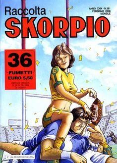 Fumetti EDITORIALE AUREA, Collana SKORPIO RACCOLTA  n°381 Febbraio 2006