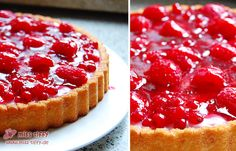 Johannisbeerkuchen Pepperoni, Cheesecake, Pizza, Cakes, Desserts, Food, Raspberries, Apple Tree, Dessert Ideas