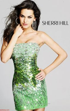 Sherri Hill 2771 Dress - MissesDressy.com