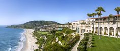 Ritz Carlton  Laguna Nigel.