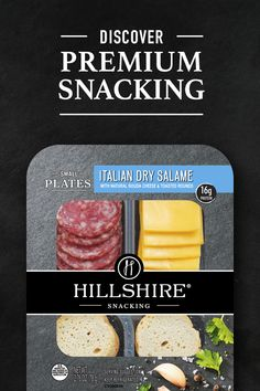 Get unique flavors and grams of high-quality protein perfect to enjoy on the go with Hillshire Snacking. Avaliable at Walmart. Slidders Recipes, Best Potato Recipes, Endive Recipes, Easy Steak Recipes, Pureed Food Recipes, Easy Chicken Recipes, Snack Recipes, Healthy Recipes, Copycat Recipes