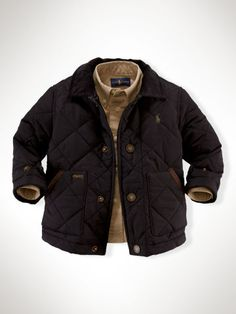 New Hagan Jacket - Infant Boys Outerwear & Jackets - RalphLauren.com