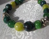 For Him ,For Her, Many Shades of Jade, Bracelet, Womens Jewelry ,Mens Jewelry