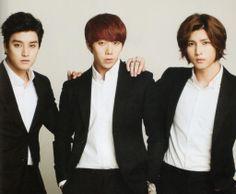 Eli, Hoon & Kiseop
