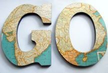GO map letters