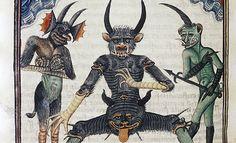Medieval Evil… Demons