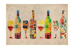 Wine Bottle and Glass Group Geometric Schilderij van Lantern Press bij AllPosters.nl. Keuze Uit Meer Dan 500.000 Posters, Schilderijen & Kunst. Professioneel Ingelijst, Snelle Levering En 100% Tevredenheidsgarantie.