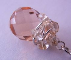 Wire Wrapped Citrine Necklace by megangillis on Etsy, $38.00