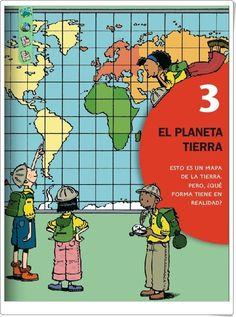 """Unidad 6 de Ciencias Sociales de 2º de Primaria: """"Conocemos la Tierra"""" Editorial, Map, Socialism, Earth Science, Interactive Activities, Social Science, Unity, Driveways, United States"""