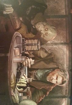 Image result for all the creatures and droids in maz kanata's cantina