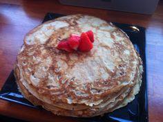 God mad og søde sager: Verdens måske bedste pandekager