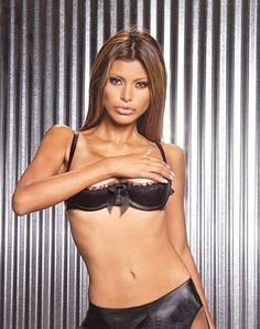 CLICK IMAGE TWICE FOR PRICING AND INFO :) #bra #bras #shelf #shelfbra #shelfbras #womens #intimates  SEE A LARGER SELECTION FOR the shelf bra at http://zwomensbra.com/category/bra-categories/shelf-bra/ -  Elegant Moments Underwire shelf bra trimmed in lace L5104X (BLACK,44) « Z Womens Bra