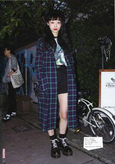 fruits magazine | japanese fashion | japanese streetstyle | harajuku | inspiration