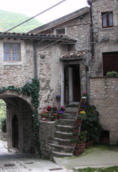 Vallo di Nera (Terni), Italy