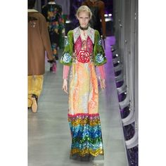 Gucci 2017 Fall / Winter Runway featuring and polyvore,