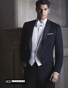 The Dress Code - Wedding Guest Attire & Etiquette — Marrygrams Black Tuxedo Wedding, Prom Tuxedo, Tuxedo Dress, Slim Fit Tuxedo, Tuxedo For Men, Groom Attire, Groom Suits, Mens Suits, Outfits