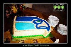grooms cake with seatte seahawks - - Yahoo Image Search Results