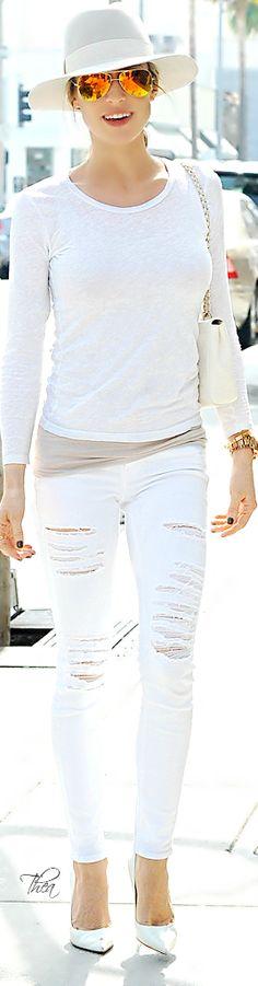 Style In The City ● Kristin Cavallari ~ Tнεα