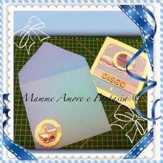 Card con tasca Card with pocket DIY