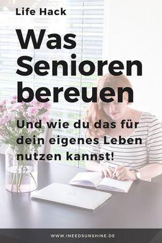 Was Senioren bereuen und was sie in einem Brief an ihr jüngeres schreiben, damit du daraus für deine eigene Zukunft lernen kannst #briefanmich