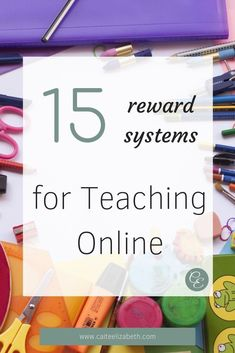 Reward systems are a great asset to use within your online teaching career. Here are some of the best reward systems to help motivate and encourage students Classroom Reward System, Reward System For Kids, Classroom Rewards, Classroom Jobs, Online Classroom, Classroom Management, Behavior Management, Classroom Decor, Google Classroom
